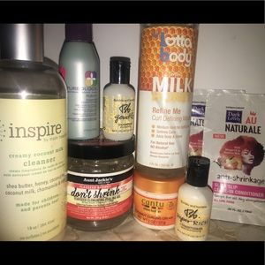 Hair Products Bundle: Inspire, Purology, & More...
